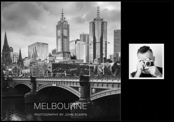 Melbourne Photo Book