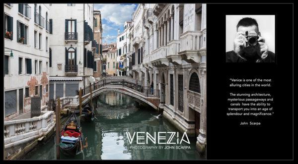 Venezia Photo Book